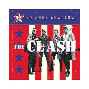 The Clash: Live At Shea Stadium - Cover