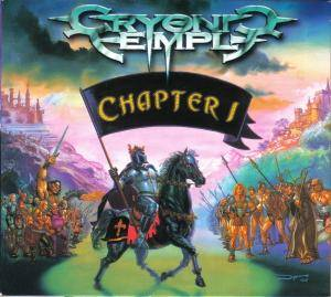 Cryonic Temple: Chapter I - Cover