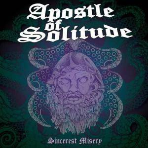 Apostle Of Solitude: Sincerest Misery - Cover