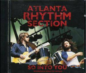 Cover - Atlanta Rhythm Section: So Into You