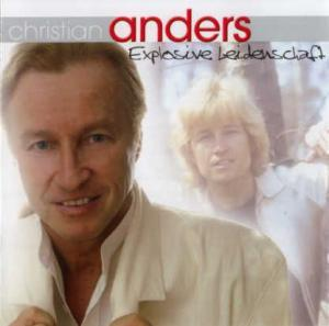 Christian Anders: Explosive Leidenschaft - Cover