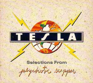 Tesla: Selections From Psychotic Supper - Cover