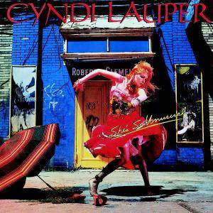 Cyndi Lauper: She's So Unusual (Promo-LP) - Bild 1