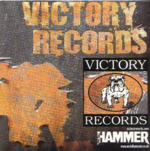 Cover - Spitalfield: Metal Hammer 144.2 - Victory Records