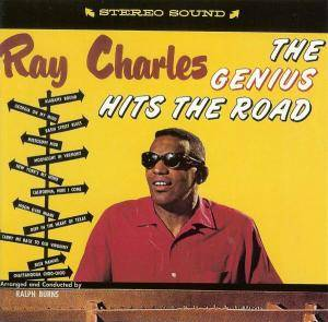 Cover - Ray Charles: Genius Hits The Road, The