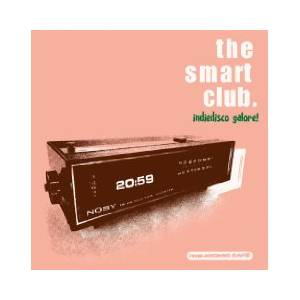 Cover - Departure, The: Smart Club. Indie Disco Galore!, The