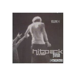 Cover - Red Lights Flash: Hitpack Fresh Volume 4