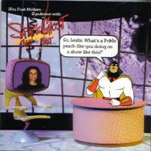 Hits - HT 041 - Hits Post Modern Syndrome with SPACE GHOST coast to coast - Cover