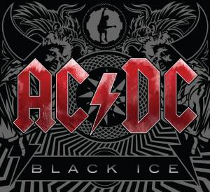 AC/DC: Black Ice - Cover