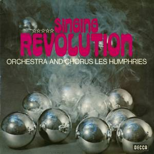 Cover - Les Humphries Singers, The: Singing Revolution