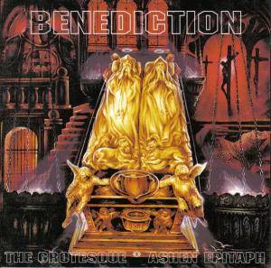 Benediction: Grotesque / Ashen Epitaph, The - Cover