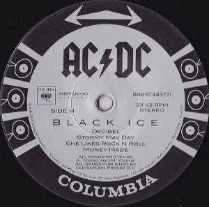 AC/DC: Black Ice (2-LP) - Bild 4