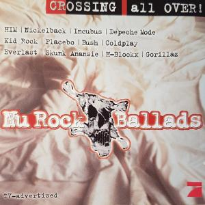 Crossing All Over! Nu Rock Ballads - Cover