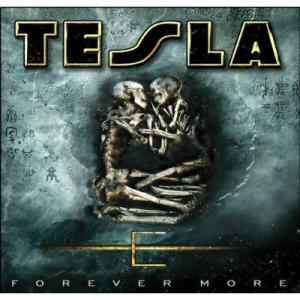 Tesla: Forever More - Cover