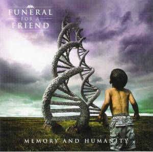 Funeral For A Friend: Memory And Humanity - Cover