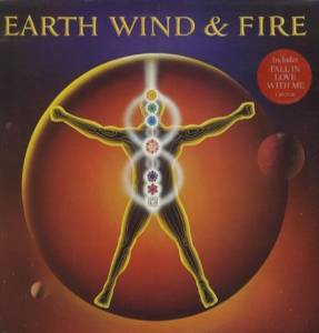Earth, Wind & Fire: Powerlight - Cover