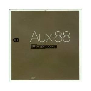 Cover - Unknown DJ, The: Aux 88 Presents Electro Boogie