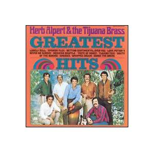 Herb Alpert & The Tijuana Brass: Greatest Hits - Cover