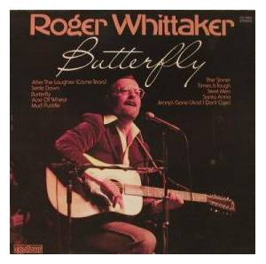 Roger Whittaker: Butterfly - Cover