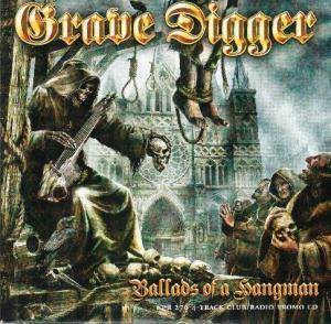 Grave Digger: Ballads Of A Hangman - Cover