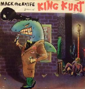 King Kurt: Mack The Knife - Cover