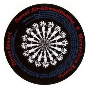 Curved Air: Airconditioning - Cover