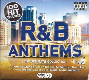 R&B Anthems - The Ultimate Collection - Cover