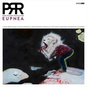 Pure Reason Revolution: Eupnea - Cover