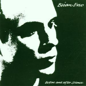 Brian Eno: Before And After Science - Cover