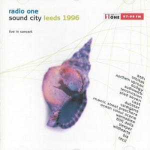 Radio One Sound City Leeds 1996 - Cover