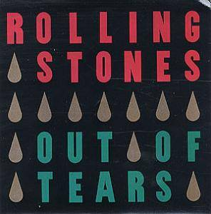 The Rolling Stones: Out Of Tears - Cover