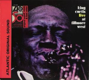 King Curtis: Live At Fillmore West - Cover