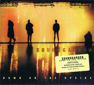 Soundgarden: Down On The Upside (CD) - Bild 2