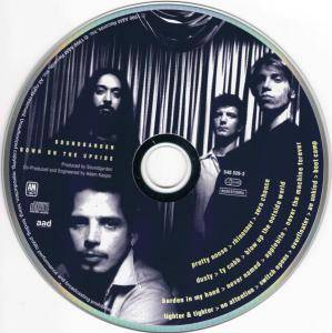 Soundgarden: Down On The Upside (CD) - Bild 7