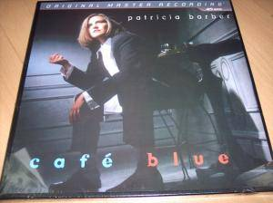 Patricia Barber: Cafe Blue - Cover