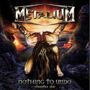Cover - Metalium: Nothing To Undo - Chapter Six