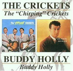 "Cover - Crickets, The: ""Chirping"" Crickets / Buddy Holly, The"