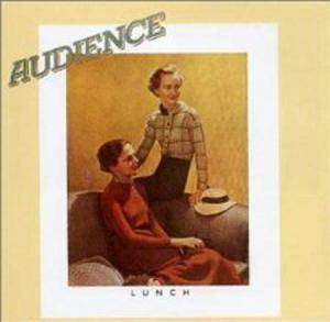 Audience: Lunch - Cover