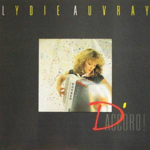 Cover - Lydie Auvray: D'accord!