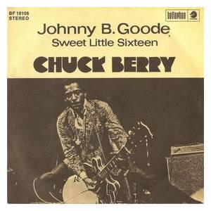 Chuck Berry: Johnny B. Goode - Cover