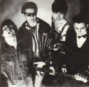 The Damned: New Rose - Cover