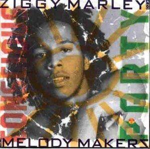 Cover - Ziggy Marley & The Melody Makers: Conscious Party