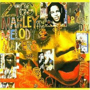Cover - Ziggy Marley & The Melody Makers: One Bright Day