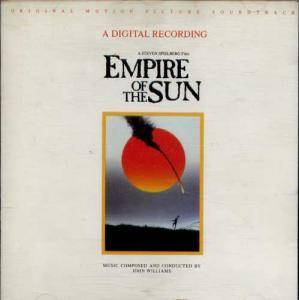 John Williams: Empire Of The Sun - Cover