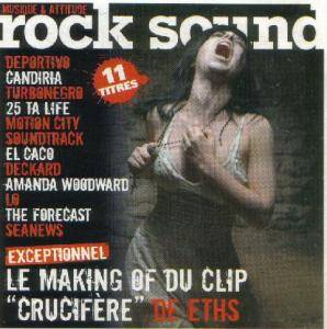 Rock Sound (F) - Volume 098 - Cover
