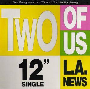 L.A. News: Two Of Us - Cover