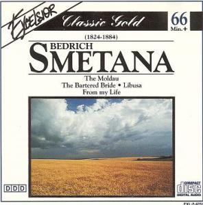 Cover - Bedřich Smetana: Moldau - The Bartered Bridge - Libusa - From My Life, The