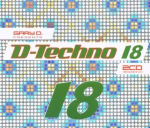 Gary D. Presents D-Techno 18 - Cover