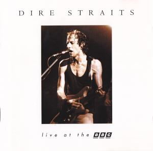 Dire Straits: Live At The BBC - Cover