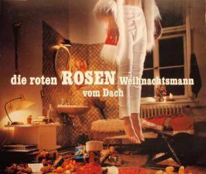 Die Roten Rosen: Weihnachtsmann Vom Dach (Single-CD) - Bild 1